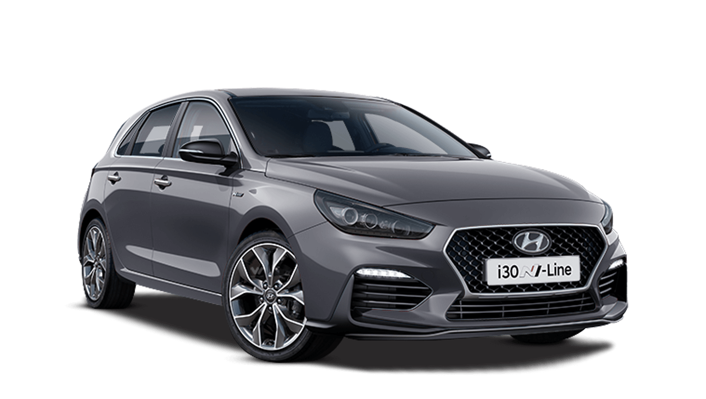 Micron Grey Hyundai I30