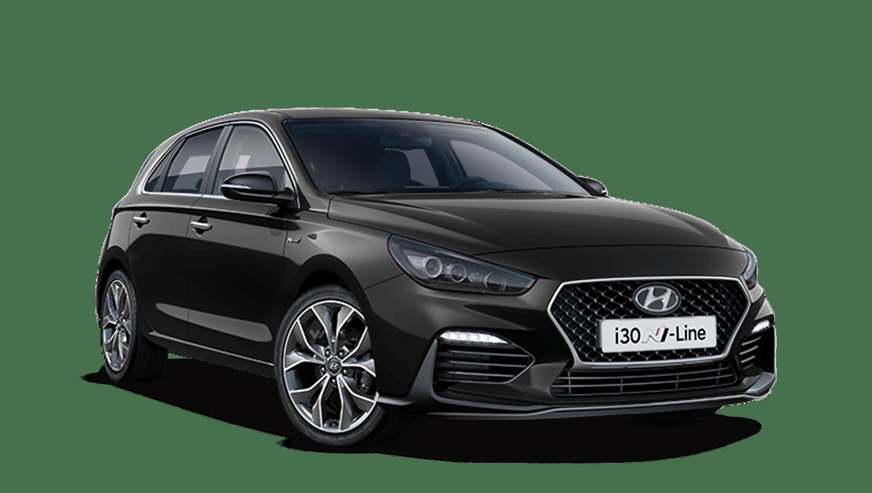 Phantom Black Hyundai I30