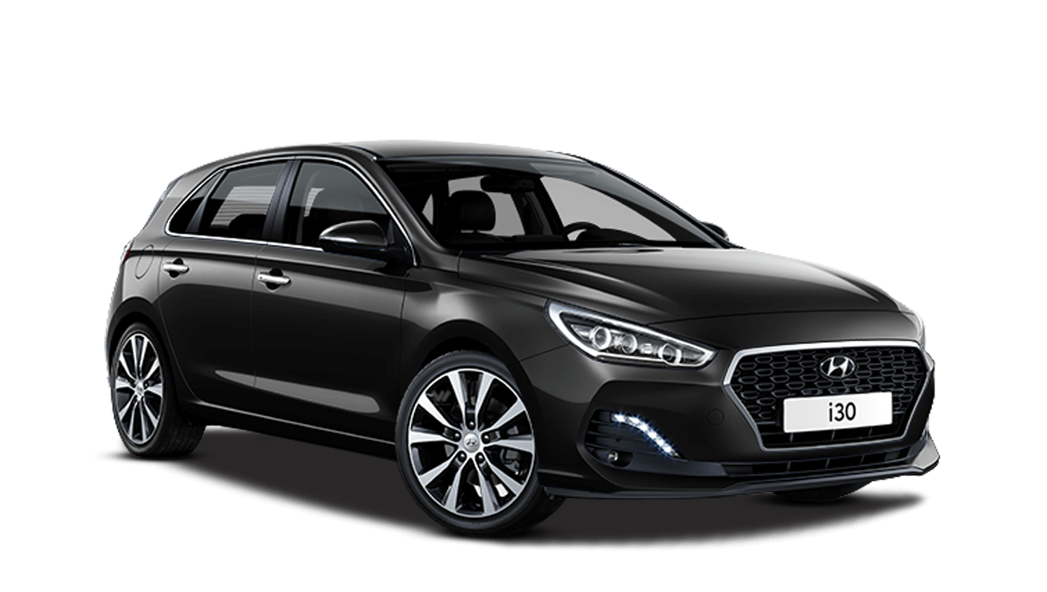Phantom Black Hyundai I30