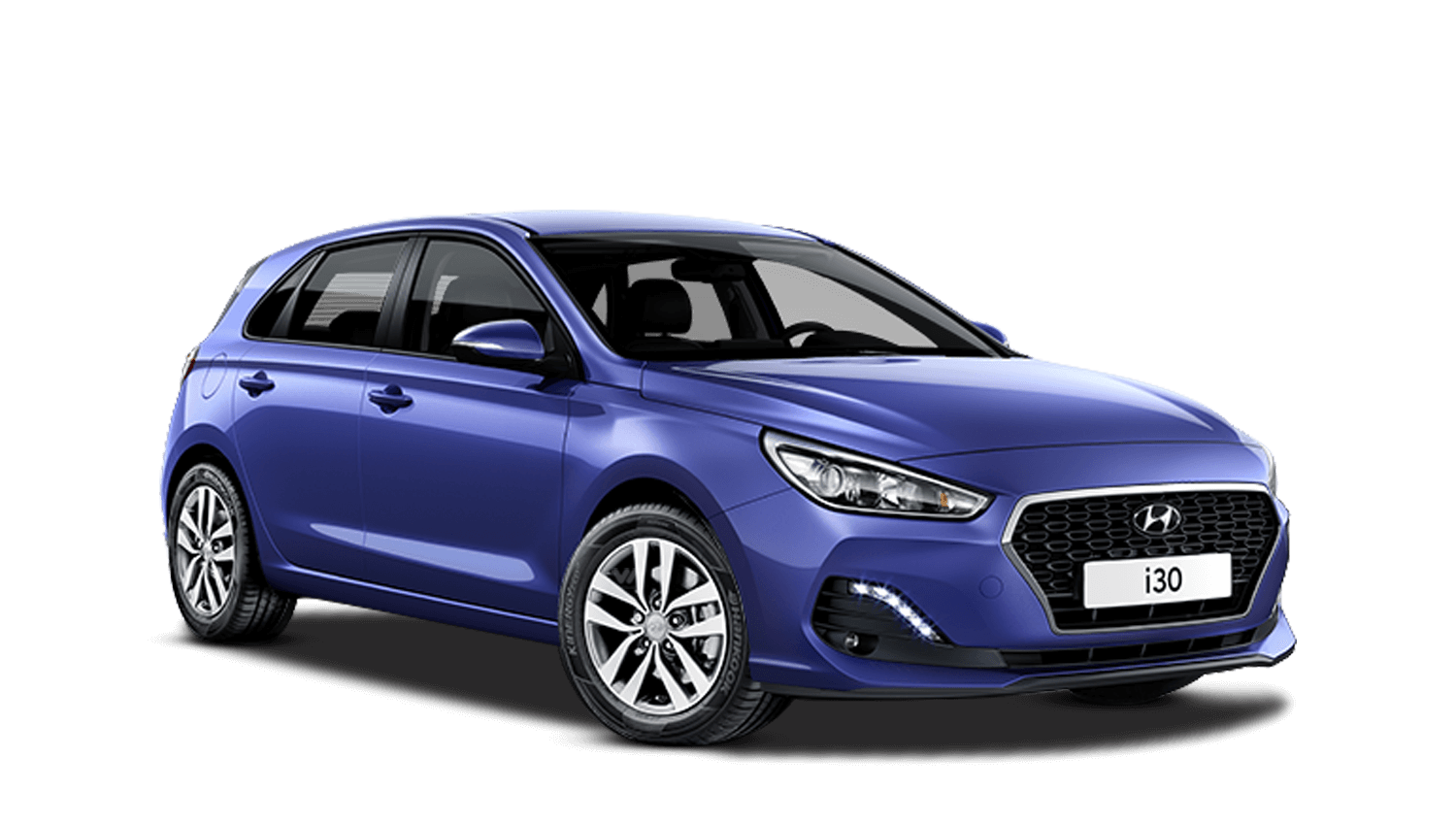 Champion Blue Hyundai I30