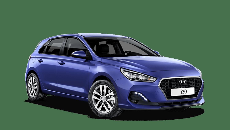 Champion Blue Hyundai I30