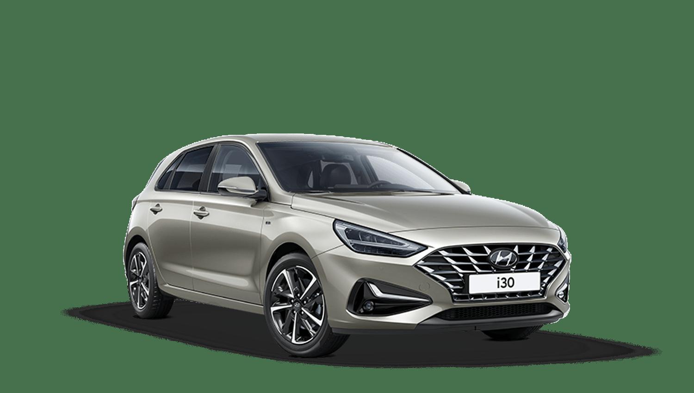 Silky Bronze Hyundai I30
