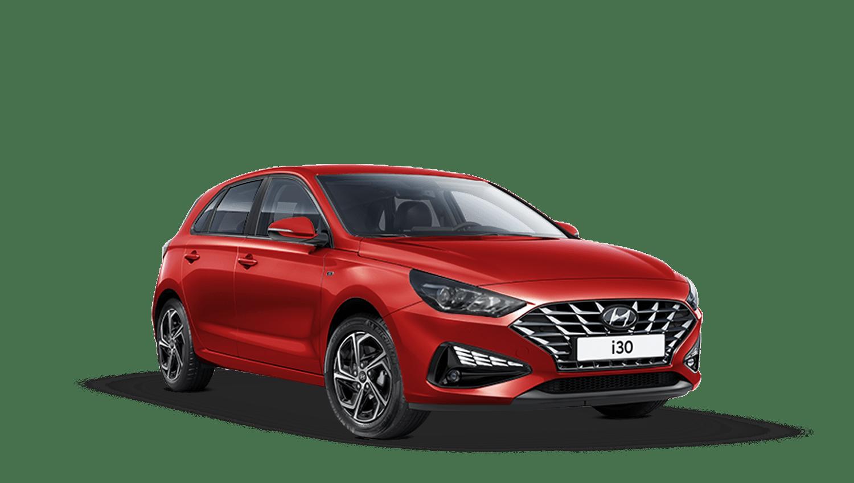 Engine Red Hyundai I30