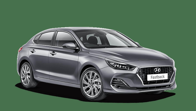 Micron Grey Hyundai I30 Fastback