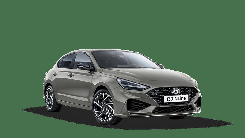 Silky Bronze Hyundai I30 Fastback