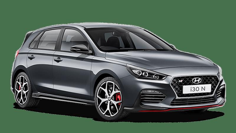 Micron Grey Hyundai i30 N