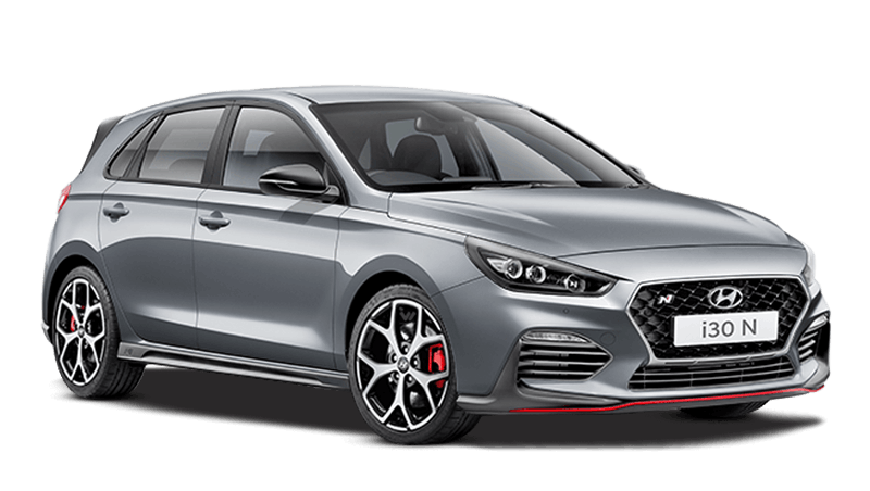Shadow Grey Hyundai i30 N