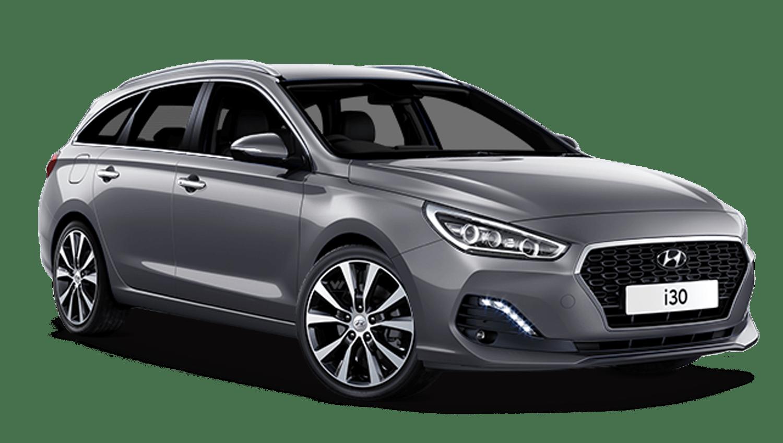Micron Grey Hyundai I30 Tourer