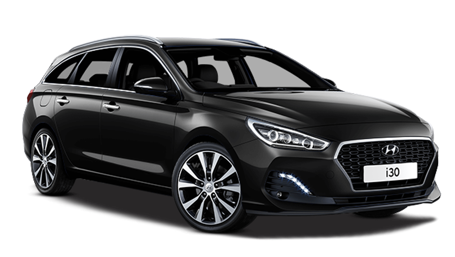 Phantom Black Hyundai I30 Tourer
