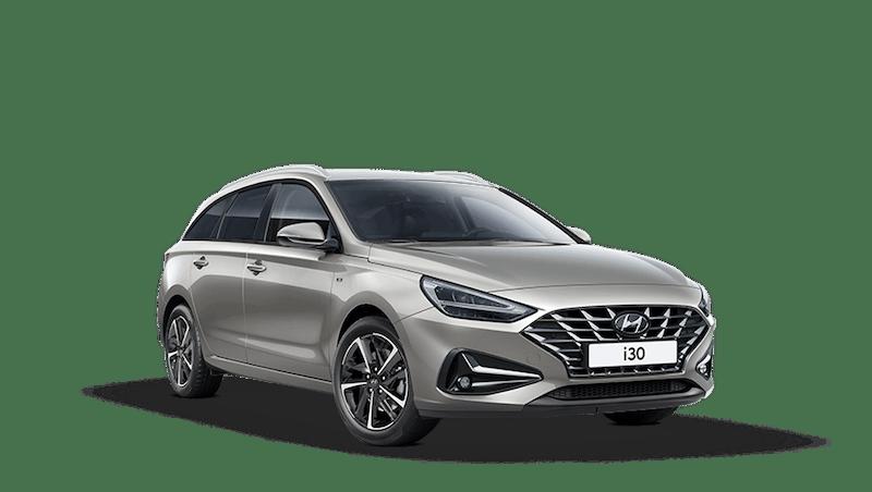 Silky Bronze Hyundai i30 Tourer