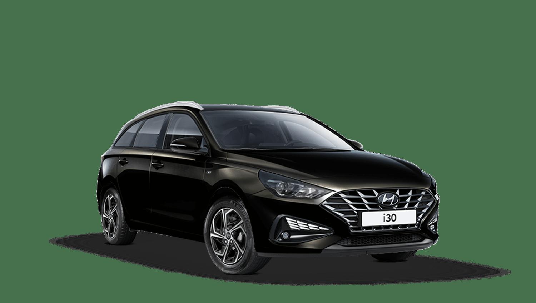 Phantom Black Hyundai I30 Tourer