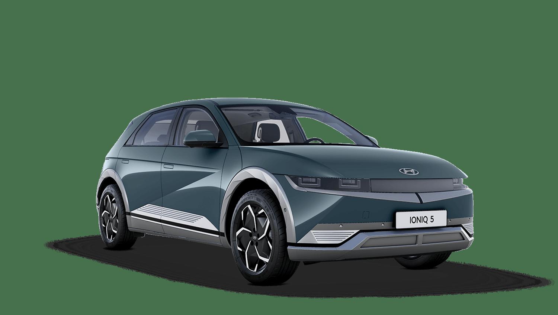 Digital Teal Green Hyundai Ioniq 5