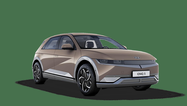 Mystic Olive Green Hyundai Ioniq 5