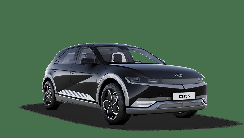 Phantom Black Hyundai Ioniq 5