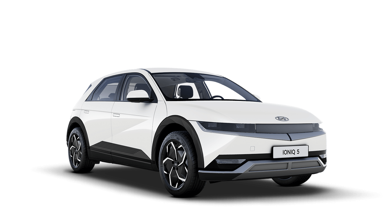 Atlas White Hyundai Ioniq 5