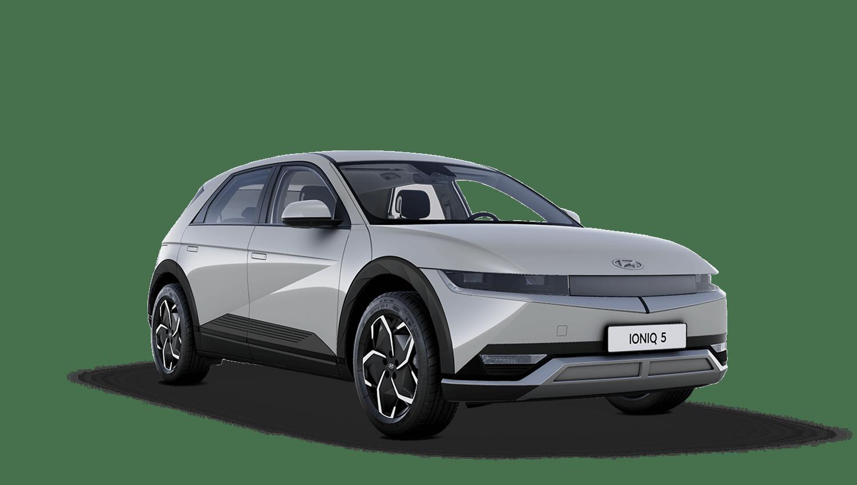 Cyber Grey Hyundai Ioniq 5