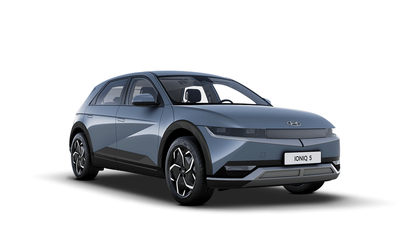 Lucid Blue Hyundai Ioniq 5