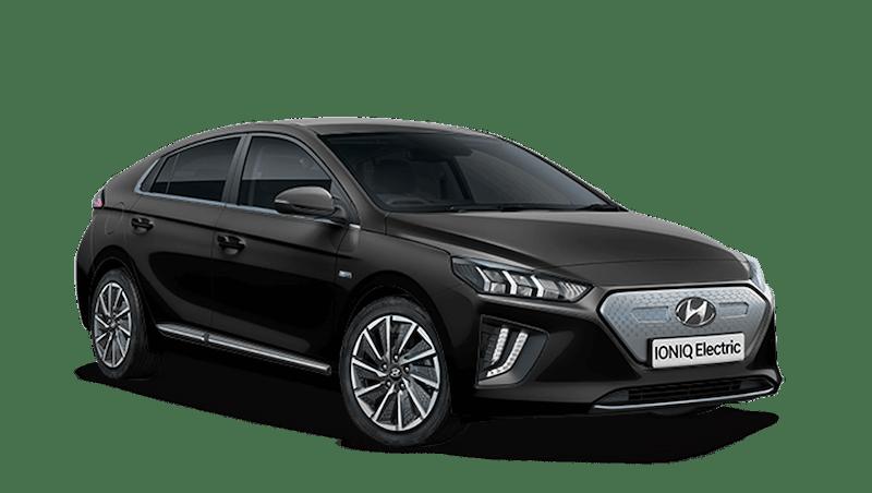 Phantom Black Hyundai IONIQ Electric