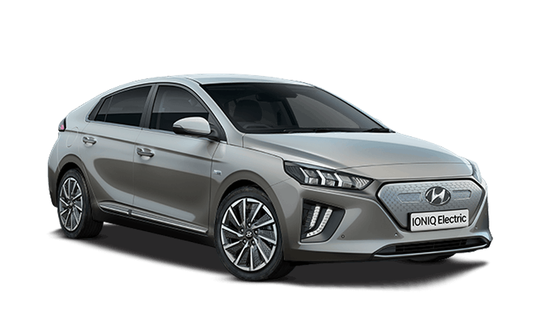 Fluidic Metal Hyundai IONIQ Electric