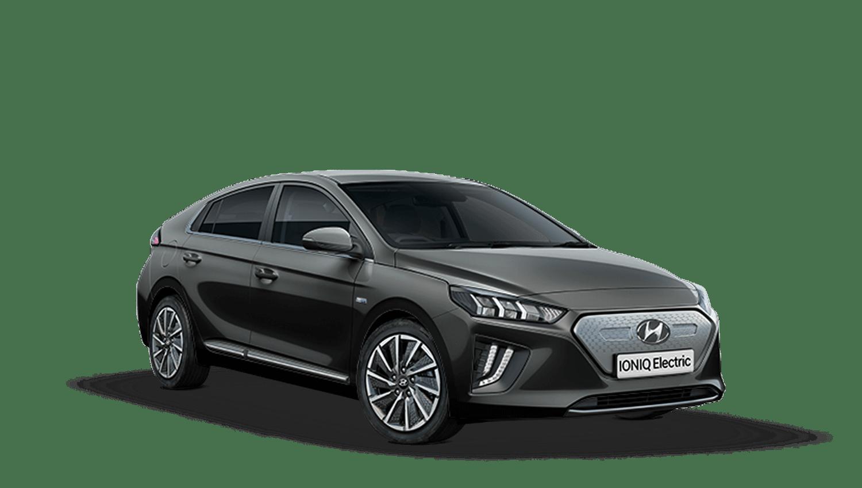 Cyber Grey Hyundai IONIQ Electric
