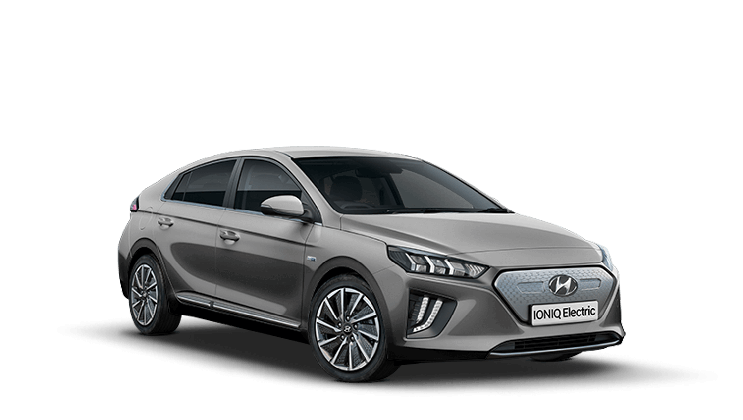 Amazon Grey Hyundai IONIQ Electric