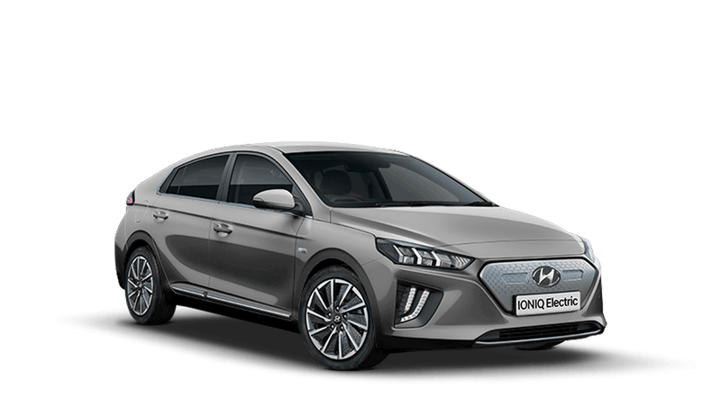 Amazon Grey Hyundai IONIQ Electric