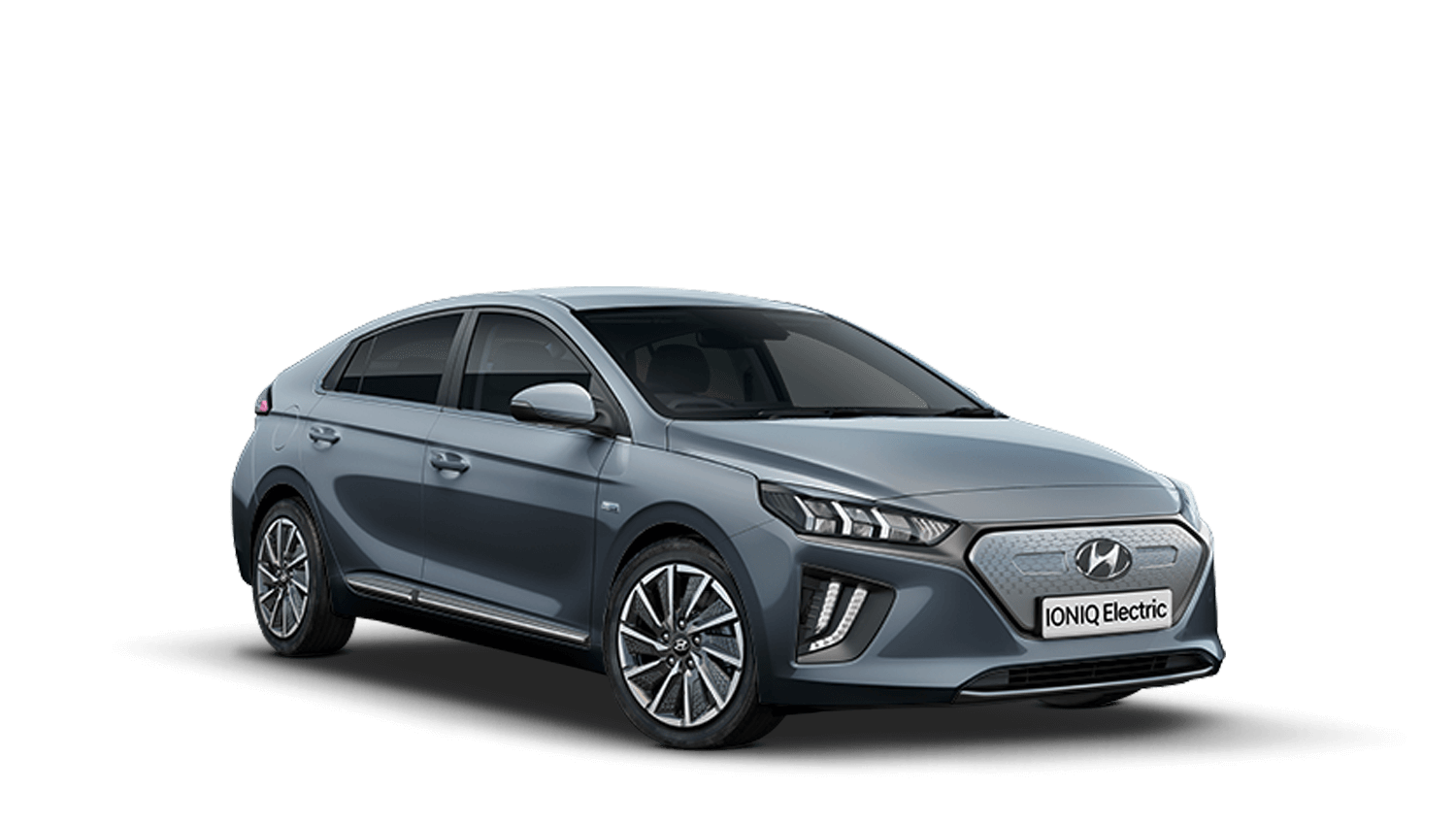 Electric Shadow Hyundai IONIQ Electric