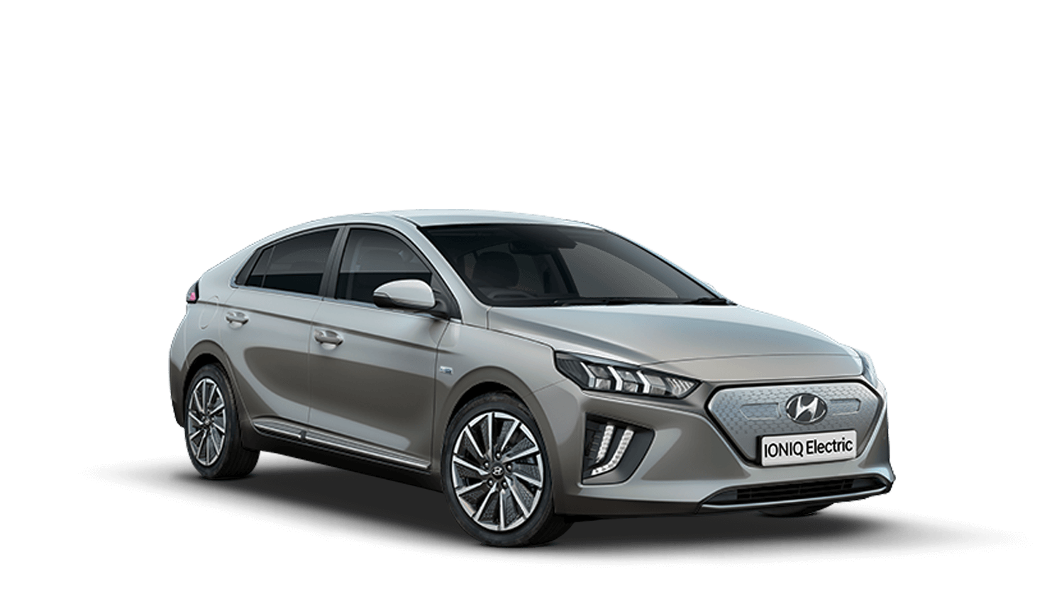 Fluidic Metal Hyundai IONIQ Electric
