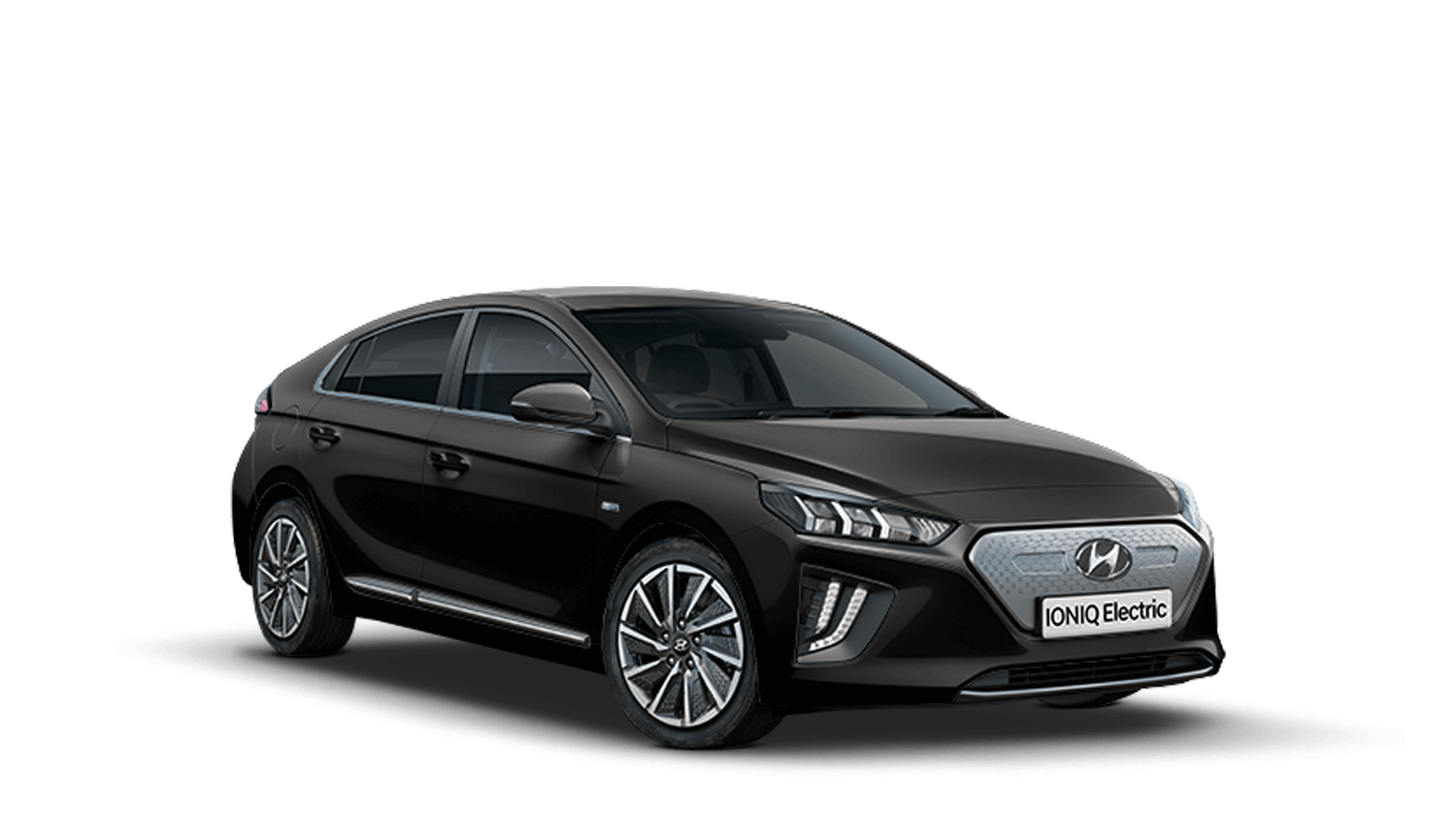 Phantom Black Hyundai IONIQ Electric