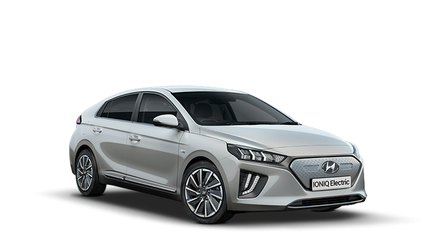 Typhoon Silver Hyundai IONIQ Electric