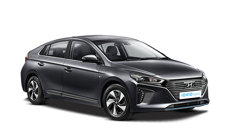 Iron Grey Hyundai IONIQ Hybrid