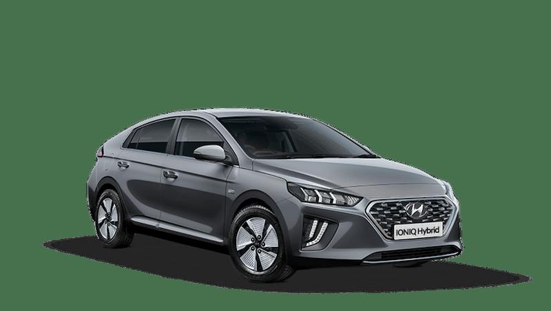 Electric Shadow Hyundai IONIQ Hybrid