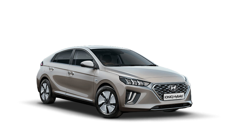 Fluidic Metal Hyundai IONIQ Hybrid