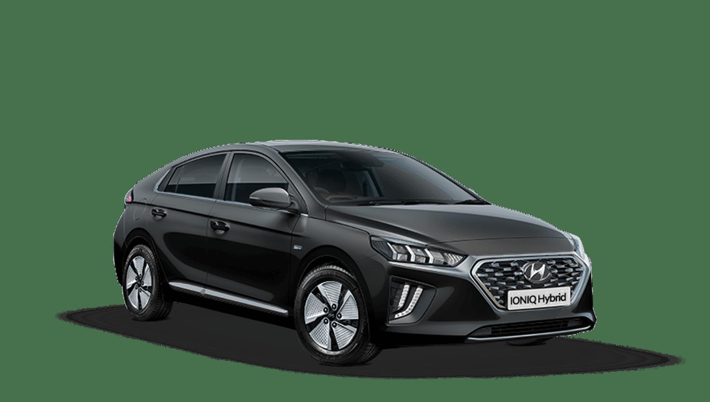 Phantom Black Hyundai IONIQ Hybrid