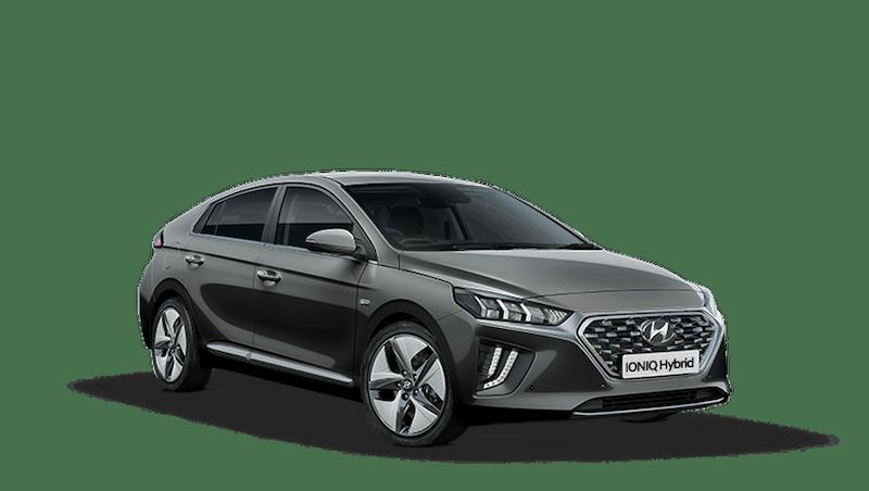 Amazon Grey Hyundai IONIQ Hybrid