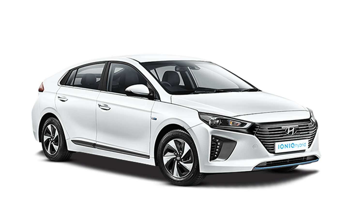 Ioniq Hybrid New Car Offers
