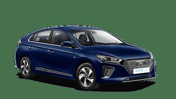 New Ioniq Hybrid Premium SE