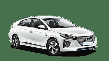 New Ioniq Hybrid Premium