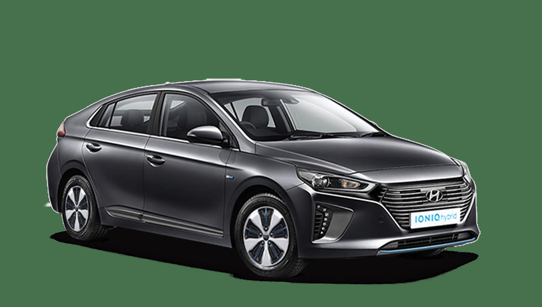 Iron Grey Hyundai IONIQ Plug In