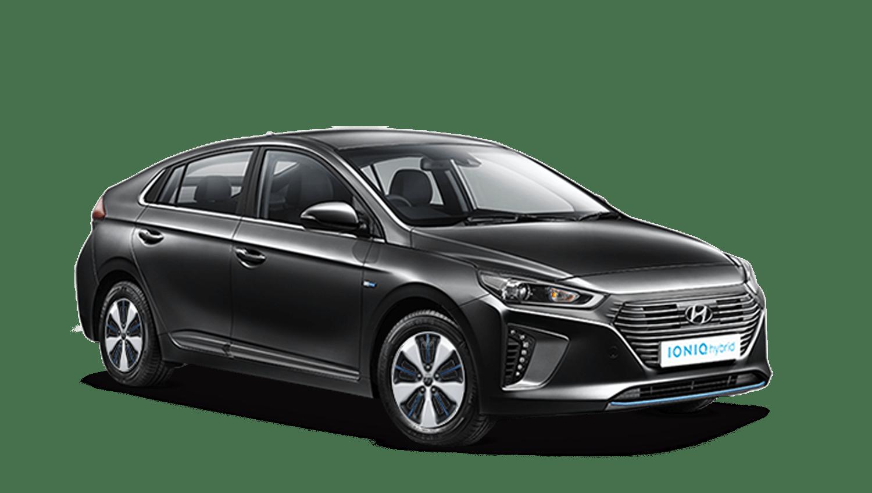 Phantom Black Hyundai IONIQ Plug In
