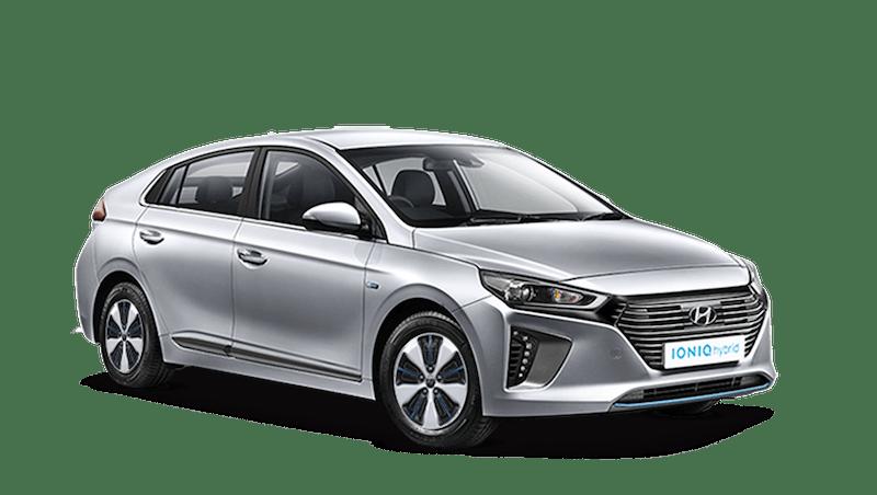 Platinum Silver Hyundai IONIQ Plug In