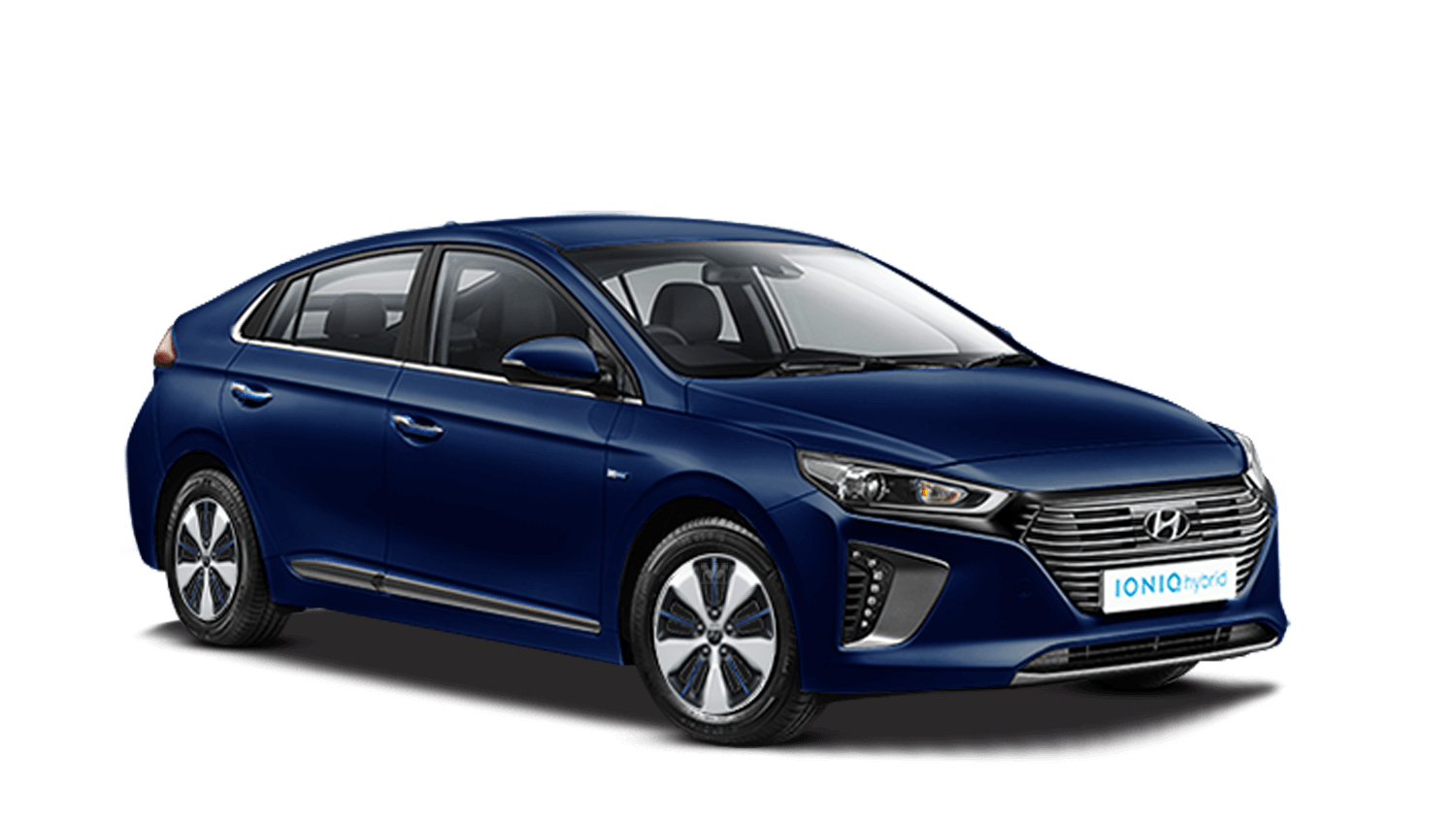 Intense Blue Hyundai IONIQ Plug In