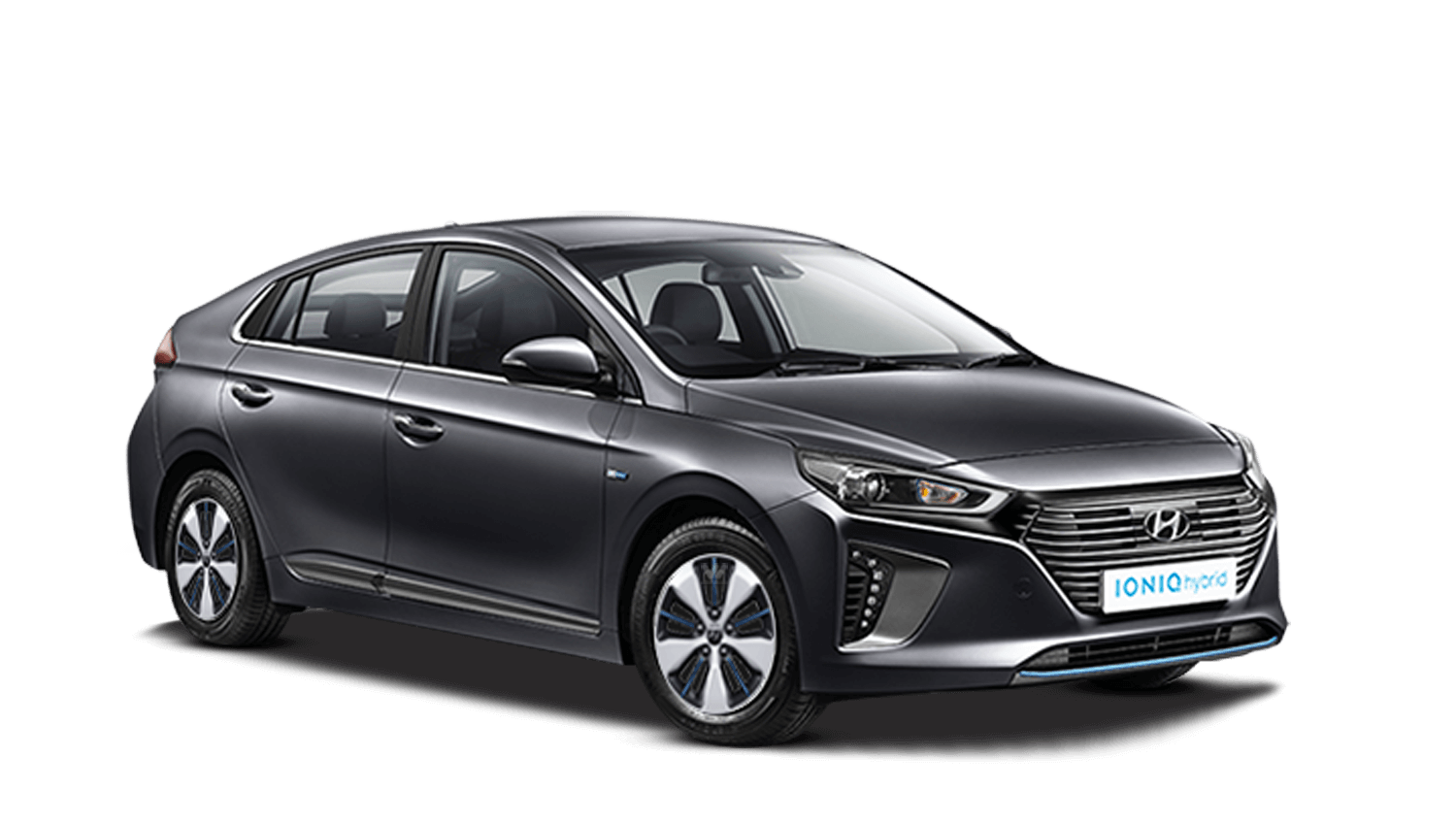 Iron Grey Hyundai IONIQ Plug In