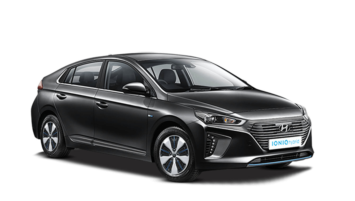 Phantom Black Hyundai IONIQ Plug In