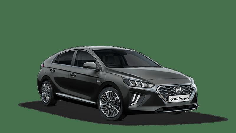 Amazon Grey Hyundai IONIQ Plug In Hybrid