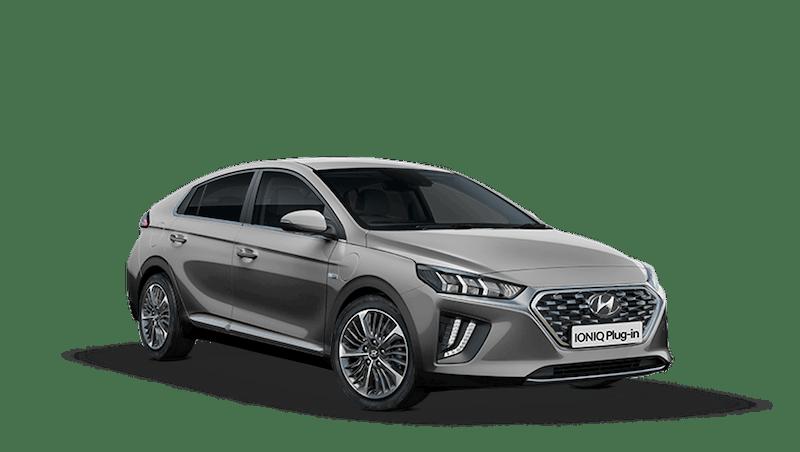 Cyber Grey Hyundai IONIQ Plug In Hybrid