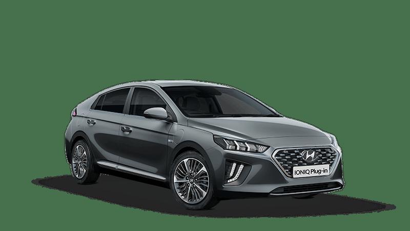 Electric Shadow Hyundai IONIQ Plug In Hybrid