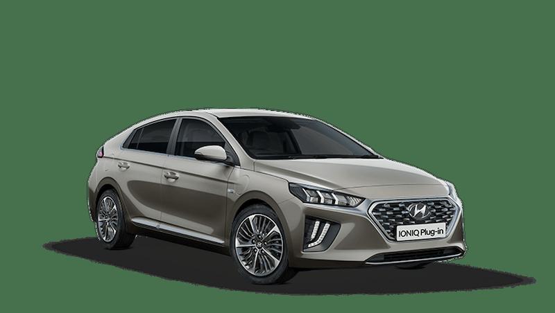 Fluidic Metal Hyundai IONIQ Plug In Hybrid