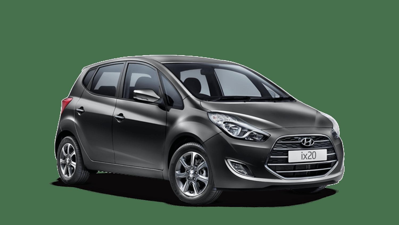 Micron Grey Hyundai Ix20