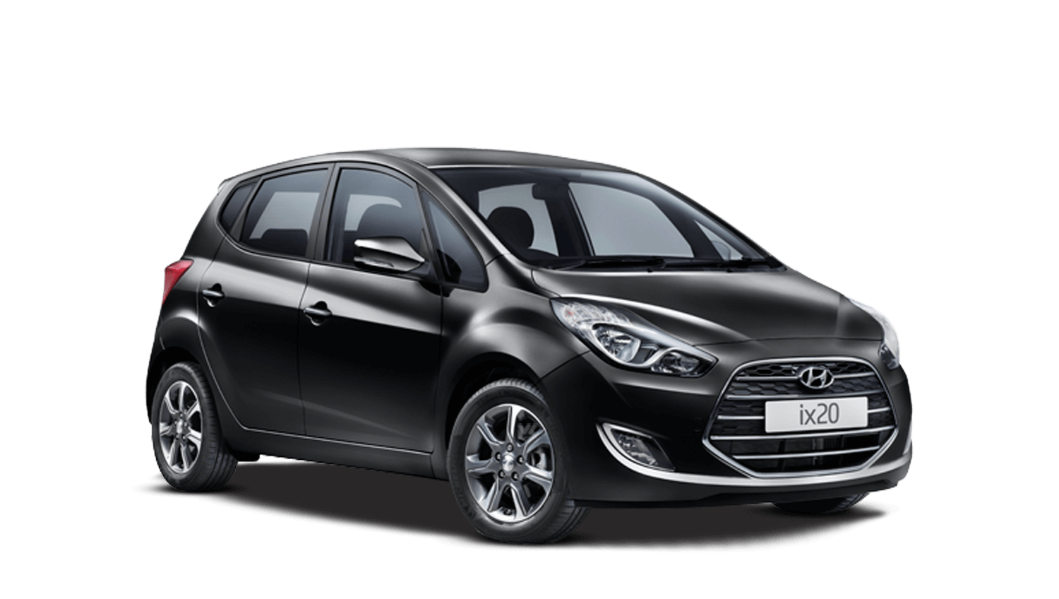 Phantom Black Hyundai ix20